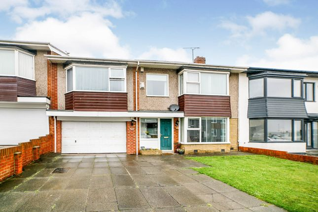 Thumbnail Semi-detached house for sale in Abbey Drive, Tynemouth, Tyne And Wear