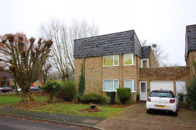 Thumbnail Detached house to rent in Hanmer Road, Simpson, Milton Keynes
