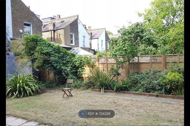 Garden of Turney Road, London SE21