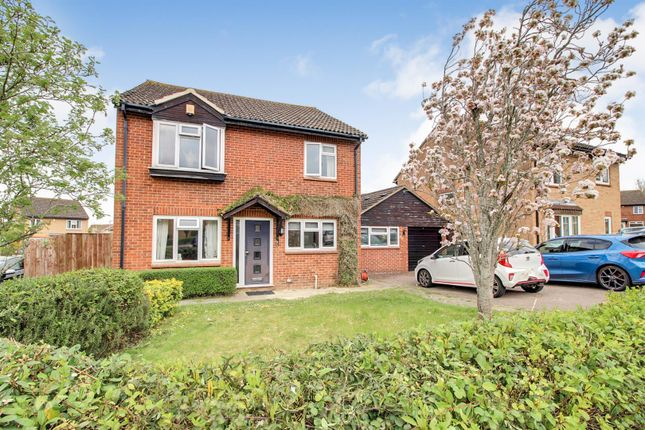 Thumbnail Detached house for sale in Woodleigh Field, Highnam, Gloucester
