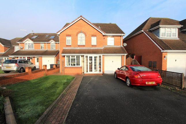 4 bed detached house for sale in Emberton Way, Amington, Tamworth