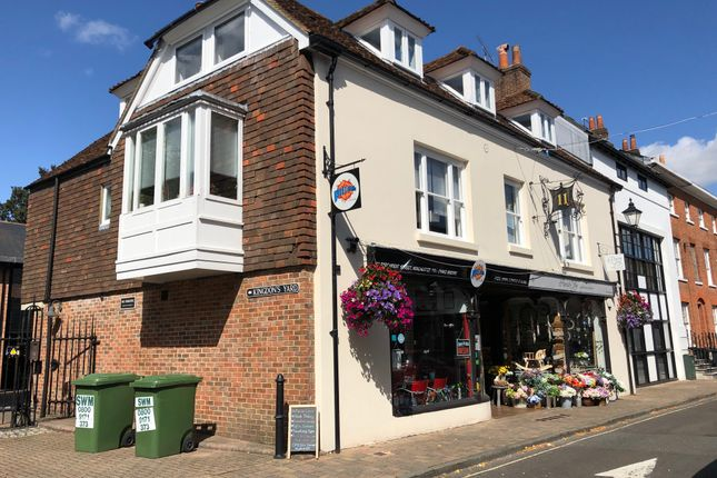Thumbnail Retail premises for sale in Parchment Street, Winchester, Hampshire