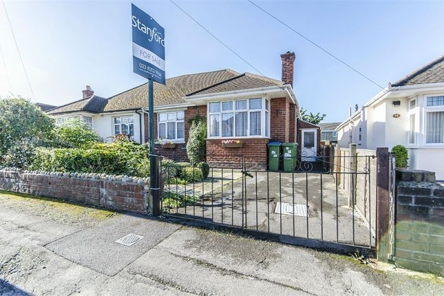 3 bed semi-detached bungalow for sale in Cleethorpes Road, Sholing, Southampton, Hampshire