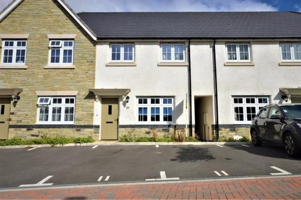 Thumbnail Terraced house for sale in Stone Way, Pool, Redruth