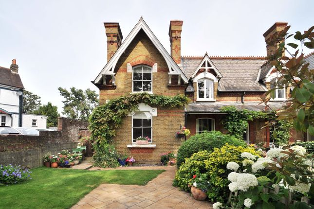 Thumbnail End terrace house for sale in Old Perry Street, Chislehurst, Kent