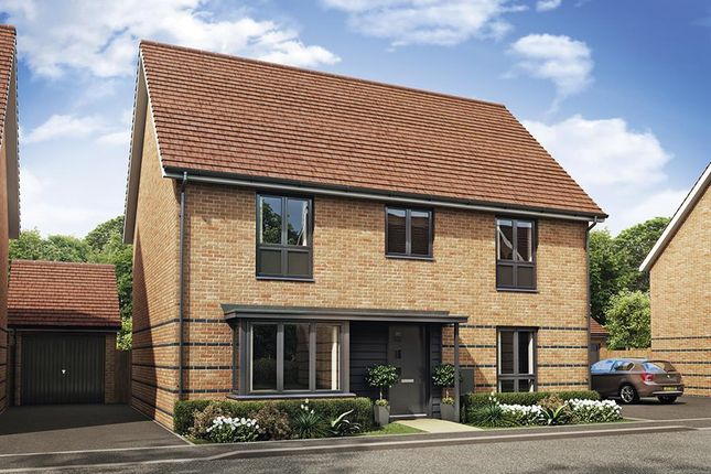 Thumbnail Detached house for sale in Little Colliers, Little Colliers Field, Great Oakley, Corby