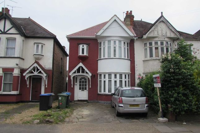 Thumbnail Land for sale in Scarle Road, Wembley