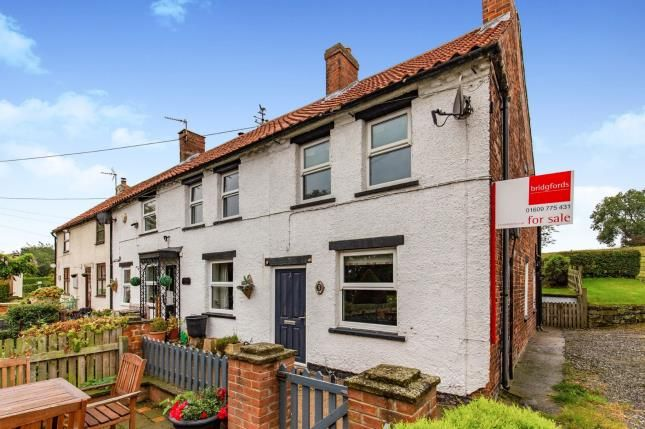 Thumbnail Terraced house for sale in Woodbine Row, Danby Wiske, Northallerton