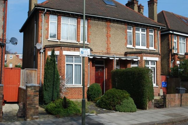 Thumbnail Semi-detached house to rent in Egerton Gardens, London