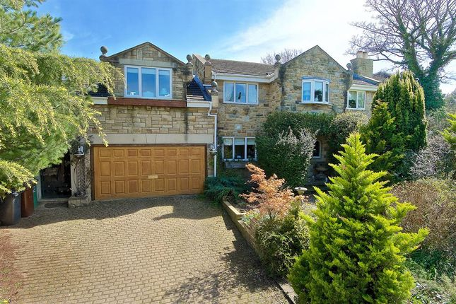 Thumbnail Detached house for sale in Oakdale Drive, Pool In Wharfedale, Otley