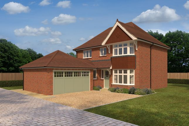 Thumbnail Detached house for sale in Rayne Gardens, Rayne Road, Braintree