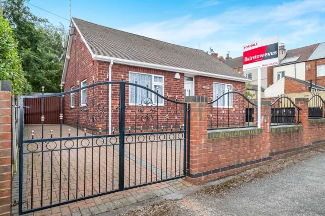Thumbnail Bungalow for sale in Long Lane, Shirebrook, Mansfield, Derbyshire
