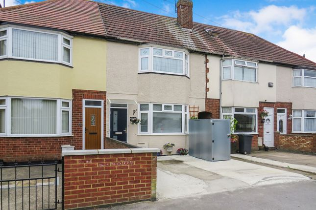 Thumbnail Terraced house for sale in Prospect Avenue, Irchester, Wellingborough