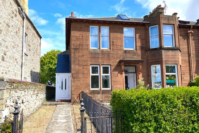 Thumbnail Property for sale in Montgomerie Terrace, Ayr