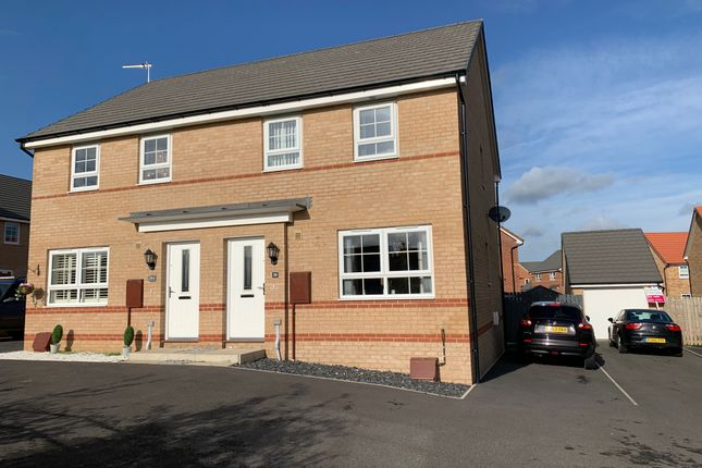 3 bed semi-detached house for sale in Drawbridge Avenue, Pontefract WF8