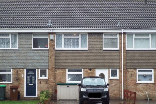 3 bed terraced house for sale in Walderslade Road, Walderslade, Chatham, Kent