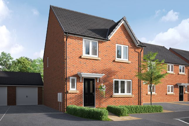 """Thumbnail Detached house for sale in """"The Calder"""" at Cocked Hat Park, Sowerby, Thirsk"""