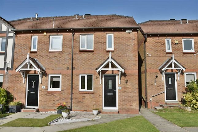 Thumbnail Mews house for sale in Muirfield Close, Bolton