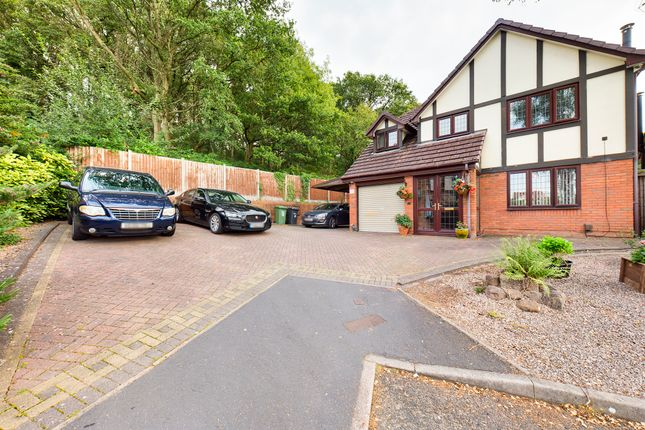 Thumbnail Detached house for sale in Hopton Drive, Kidderminster