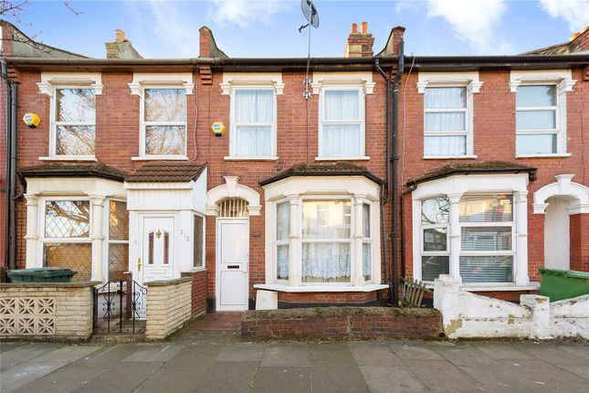 Thumbnail Terraced house for sale in Humberstone Road, Plaistow, London