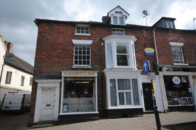Thumbnail Flat for sale in Stafford Street, Market Drayton