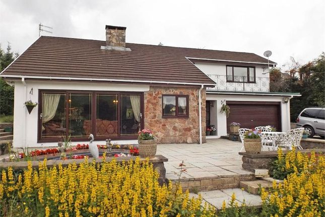 Thumbnail Detached house for sale in Crynant, Neath
