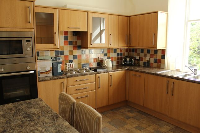 Thumbnail Flat to rent in Links Crescent, St Andrews, Fife