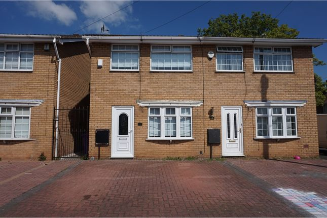 Thumbnail Town house to rent in Tilston Close, Liverpool