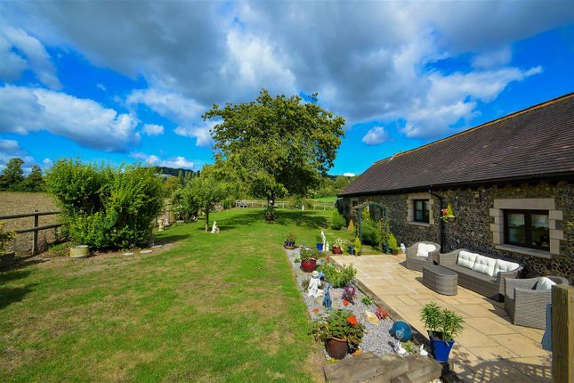 ## Rear Garden of West Barn, Great Cossington Farm, Aylesford ME20