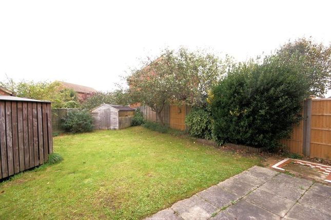 Garden of Sparrow Court, Lee-On-The-Solent PO13
