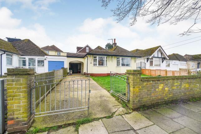 3 bed bungalow for sale in Saltdean Vale, Saltdean, Brighton, East Sussex BN2