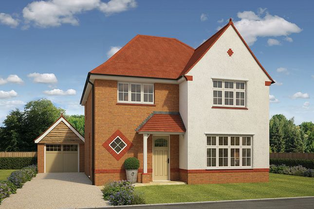 """Thumbnail Detached house for sale in """"Cambridge"""" at Dunkirk Lane, Dunkirk, Chester"""