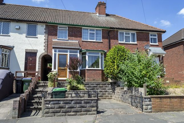 Thumbnail Terraced house for sale in Princess Road, Oldbury