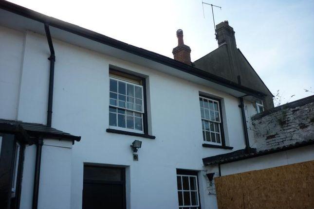 Thumbnail Flat to rent in Flat B, 11 Market Steet, Abergavenny, Monmouthshire