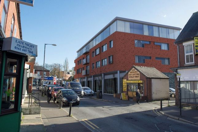Thumbnail Studio for sale in Wilmslow Road, Withington, Manchester