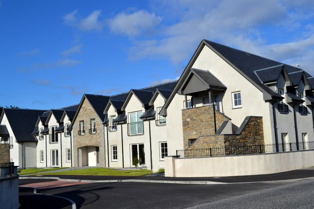 Thumbnail Flat for sale in The Steadings, Aviemore