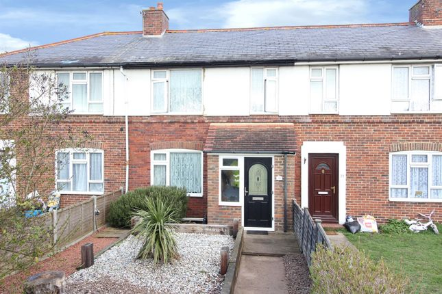 Thumbnail Terraced house to rent in St Georges Place, Hythe, Kent