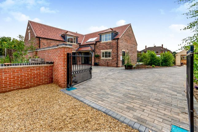 Thumbnail Detached house for sale in Harrowby Mill Lane, Grantham