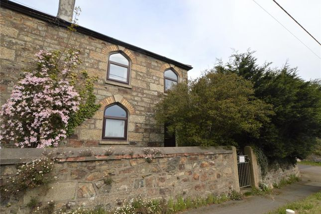 2 bed semi-detached house for sale in Canonstown, Hayle, Cornwall TR27