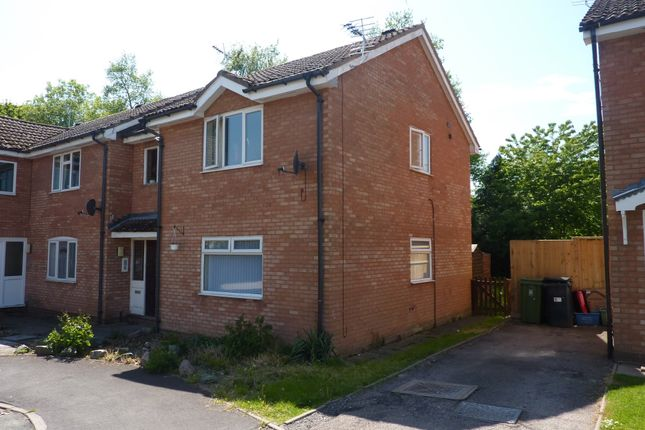 Thumbnail Flat to rent in Walkford Close, Shrewsbury