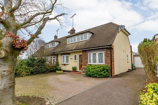 Thumbnail Bungalow for sale in Heybridge Road, Ingatestone