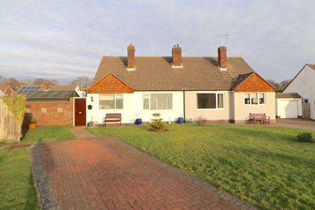 Thumbnail Bungalow for sale in Malcolm Gardens, Polegate, East Sussex