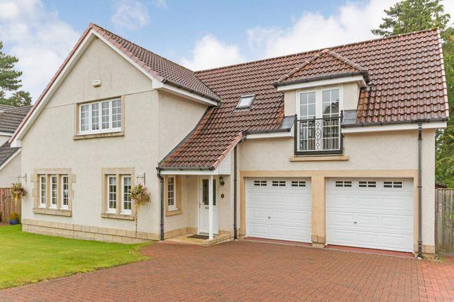 Detached house for sale in Bellefield Crescent, Lanark