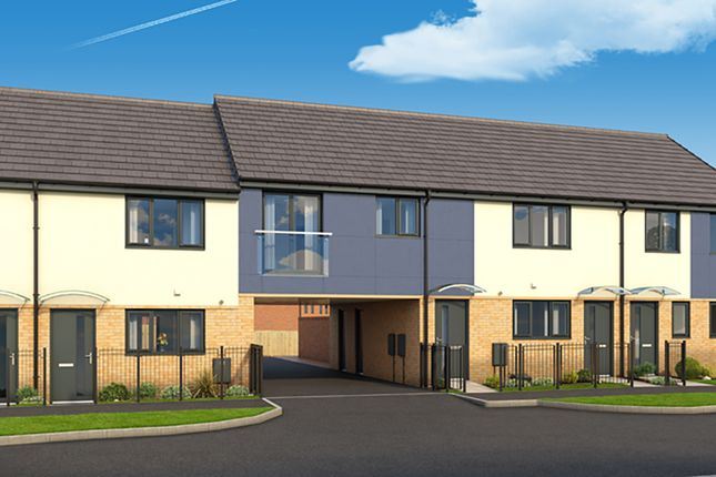 """Thumbnail 2 bedroom property for sale in """"The Hartley"""" at Fletcher Way, Peterborough"""