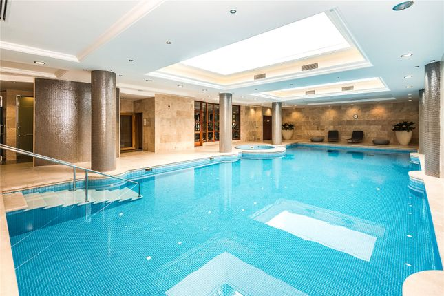 Swimming Pool of Charters Garden House, Charters Road, Sunninghill, Berkshire SL5