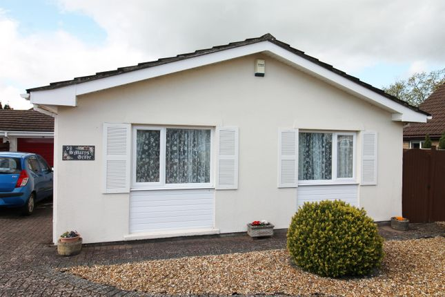 Thumbnail Detached bungalow for sale in St. Marys Grove, Nailsea, North Somerset