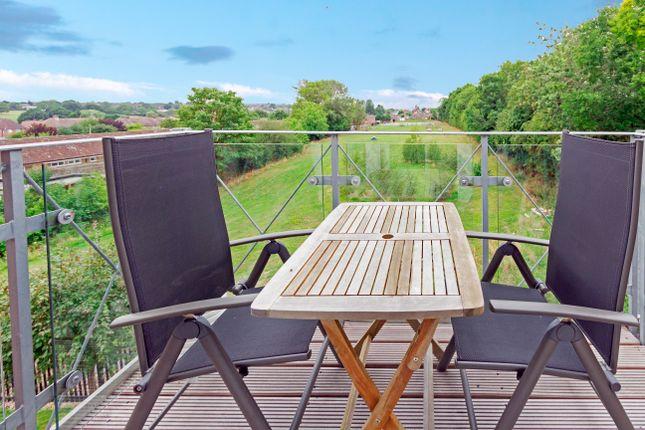 Balcony of Croyland Road, Wellingborough NN8