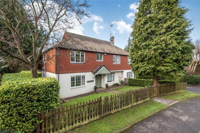 5 bed detached house for sale in St. Nicholas Hill, Leatherhead, Surrey