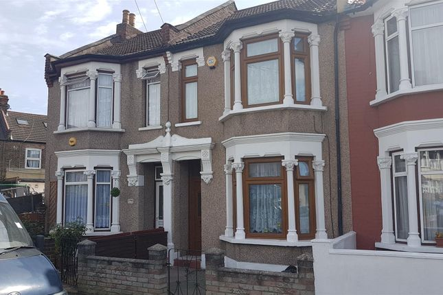 Thumbnail Terraced house to rent in Edgar Road, Chadwell Heath, Romford