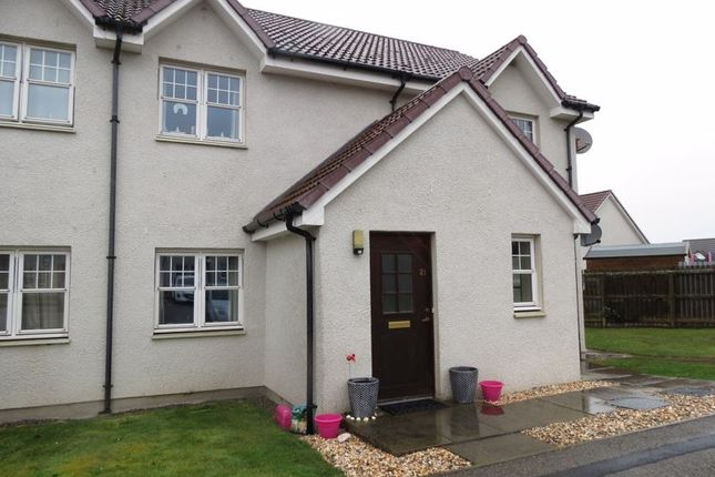 2 bed flat for sale in Woodside Place, Westhill, Inverness IV2